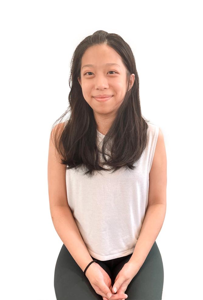 Instructor Aishyn